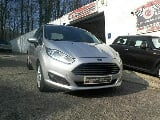 Photo Ford Fiesta occasion Argent 96000 Km 2013 6.950...
