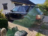 Photo Range rover hse sport