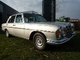 Photo Mercedes-Benz 280 S KLASSE, Essence, 1971/7,...
