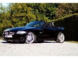 Photo Alpina Roadster S occasion Noir 64500 Km 2005...