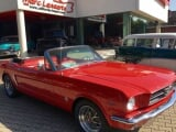 Photo Ford mustang essence 1964