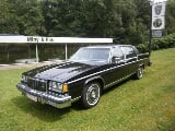 Photo Buick Electra occasion Noir 58500 Km 1980...