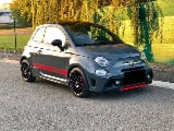 Photo Abarth 695 XSR Yamaha Edition Ultra Limitée...