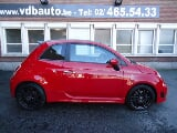 Photo Abarth 500C 1.4 T-Jet Abarth Cabriolet