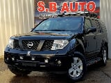 Photo Nissan pathfinder 2.5 dci platinium*7...