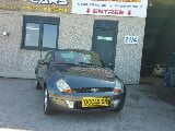 Photo Ford Streetka 1.6i, Cabriolet, Essence, 2004/7,...