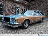 Photo Buick le sabre woody estate nice usa oldtimer!