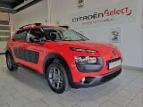 Photo Citroen C4 Cactus 1.2 Puretech 110 Shine