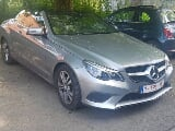 Photo Classe E 220 cabriolet full options