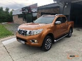 Photo Nissan Navara 1er Main Fulls options GPS Cuir...