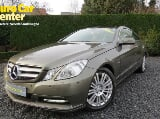 Photo Mercedes-Benz E 220 Coupe 2.2 CDi Avantgarde...