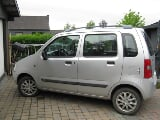 Photo A vendre suzuki wagon R