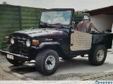 Photo Toyota land cruiser bj42 1982 oldtimer