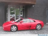 Photo Ferrari 348 TS Spider 1993 Collector item