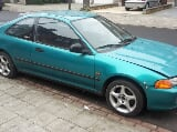 Photo Honda civic 1600cc Vtec 1994 220000km