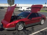 Photo Pontiac fiero essence 1987