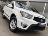 Photo Ssangyong actyon diesel 2012