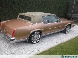 Photo Cadillac Eldorado Biarritz Coupe Oldtimer