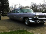 Photo Cadillac Fleetwood 1959 limousine