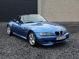 Photo BMW Z3 M occasion Bleu 145500 Km 1999 29.900 eur
