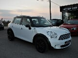Photo MINI One D occasion Blanc 111840 Km 2010 11.190...
