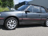 Photo Peugeot 205 occasion Gris 240000 Km 1991 4.999 eur