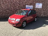Photo Used Fiat Panda 1.2i - automatique - airco (id:...