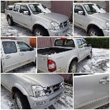 Photo Isuzu Dmax export marchand airco