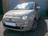 Photo Fiat 500C 1.2i Lounge, CABRIO enige kleur,...