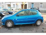 Photo Peugeot 206 (2) 1.4 hdi 70 generation 5p occasion