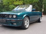 Photo BMW E30 318i cabriolet automatique