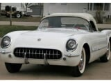 Photo Chevrolet corvette essence 1954