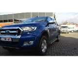 Photo Ford ranger dubbele cabine limited ex demovoertuig
