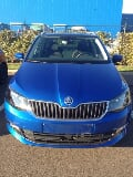 Photo Skoda fabia version style 1tsi 95cv (essence)