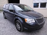 Photo Chrysler voyager dubbel cabine