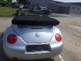 Photo Vw New beetle Cabriolet 1.9 Tdi euro 4