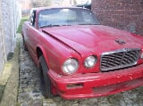 Photo Jaguar xj6 pick up 1977