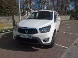 Photo Ssangyong4x4,5place