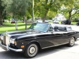 Photo Rolls-royce corniche essence 1971