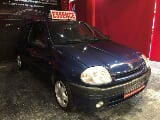 Photo Renault Clio occasion Bleu 216000 Km 2001 1.500...
