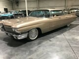 Photo Cadillac deville essence 1960