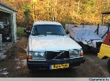 Photo Volvo 245 Beak ex-corbillard Diesel