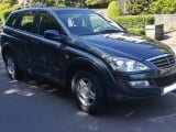 Photo Ssangyong kyron diesel 2009