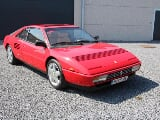 Photo Ferrari Mondial occasion Rouge 32500 Km 1992...