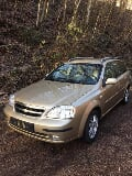 Photo Chevrolet nubira 2.0 diesel feuille rose 2010