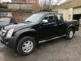 Photo Isuzu D-Max pick-up 2,5 4WD Extended Cab