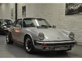 Photo Porsche 911 occasion Argent 129000 Km 1989...