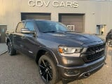 Photo Dodge ram pickup 2020 laramie sport