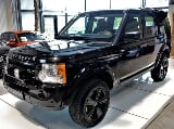 Photo LandRover Discovery *Utilitaire*