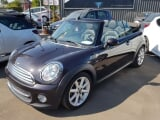 Photo MINI Cooper Cabrio Diesel 2014